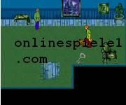 Hollywood horror 2 Scooby Doo online spiele